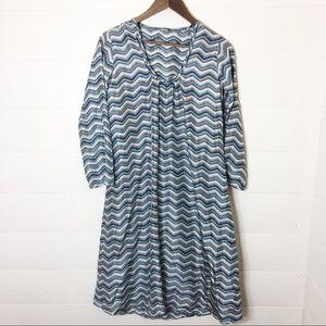 Matta Silk stripe Dress